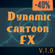 Dynamic Cartoon FX pack - VideoHive Item for Sale