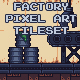 Factory Pixel Art Tileset - GraphicRiver Item for Sale