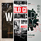 Wild City Flyer/Poster Bundle - GraphicRiver Item for Sale