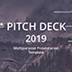 Pitch Deck 2019 Keynote Template - GraphicRiver Item for Sale