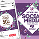 Mother's Day Social Media Templates - GraphicRiver Item for Sale