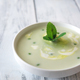 Portion of pea cream soup - PhotoDune Item for Sale