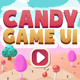Candy Game Interface - GraphicRiver Item for Sale