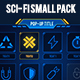 Sci-Fi Small GUI Pack - GraphicRiver Item for Sale