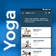 Yoga Guide App UI Set