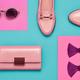 Fashion Design Woman Accessories. Pop Art Colors - PhotoDune Item for Sale
