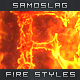 Fire Styles - GraphicRiver Item for Sale