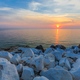 Porto Vathy Marble Beach in Thassos Island Greece - PhotoDune Item for Sale