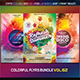Colorful Flyers Bundle Vol. 62 - GraphicRiver Item for Sale