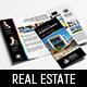 Real Estate Tri-Fold Brochure Template - GraphicRiver Item for Sale