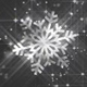 Magical White Snowflakes - VideoHive Item for Sale