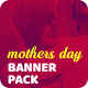 Mothers Day Banner Pack - GraphicRiver Item for Sale