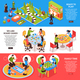 Board Games People Isometric Banners - GraphicRiver Item for Sale