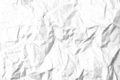 Crumpled paper texture template for overlay - PhotoDune Item for Sale