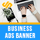 Business Service Banner - AR - GraphicRiver Item for Sale