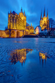 The famous Cathedral and Severi church in Erfurt - PhotoDune Item for Sale