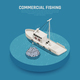 Commercial Fishing Vessel Background - GraphicRiver Item for Sale