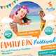 Family Day Flyer - GraphicRiver Item for Sale