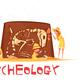 Archaeological Digs Dinosaur Skeleton Illustration - GraphicRiver Item for Sale