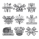 Design Template of Labels and Badges - GraphicRiver Item for Sale