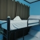 Two-Level Bed in a Budget Not Expensive Youth Hostel - VideoHive Item for Sale