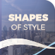 Shapes of Style Presentation - VideoHive Item for Sale