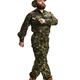 Young army soldier wearing camouflage uniform isolated on white - PhotoDune Item for Sale
