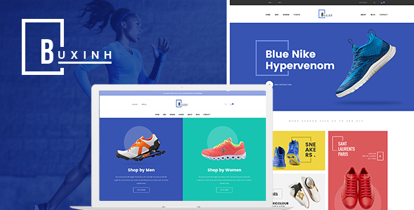 Image of Leo Buxinh Prestashop Theme
