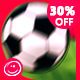 Soccer - VideoHive Item for Sale