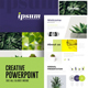 Creative Business Powerpoint Template - GraphicRiver Item for Sale