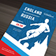 Football World Cup Russia 2018 Flyer - GraphicRiver Item for Sale
