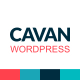 CAVAN - A Distinctive WordPress Blog Theme