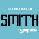 Smith Typeface - GraphicRiver Item for Sale