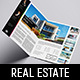 Real Estate Bi-Fold Brochure Template - GraphicRiver Item for Sale