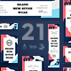 Brand Office Wear Banner Pack - GraphicRiver Item for Sale
