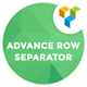 Advance Row Separator Add On for WPBakery Page Builder (formerly Visual Composer)