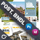 Real Estate Bundle Postcard Templates - GraphicRiver Item for Sale