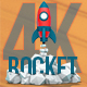 3D Cartoon Rocket Pack - VideoHive Item for Sale