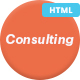 Consulting - Finance and Business HTML5 Template