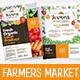 Farmers Market Poster Templates