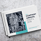 Company Annual Report - GraphicRiver Item for Sale