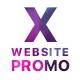 Website Promo X - VideoHive Item for Sale