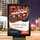Marathon Event Poster Template - GraphicRiver Item for Sale