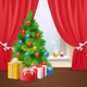 Christmas Home Composition - GraphicRiver Item for Sale