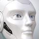 Robot's head close-up - PhotoDune Item for Sale