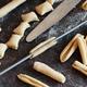 Making whole wheat flour pasta Maccheroni al ferro - PhotoDune Item for Sale