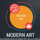 Modern Art Powerpoint Presentation - GraphicRiver Item for Sale