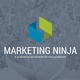 Marketing Ninja Keynote Presentation - GraphicRiver Item for Sale