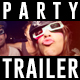 Party Trailer - VideoHive Item for Sale