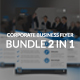 Corporate Business Flyer Bundle: